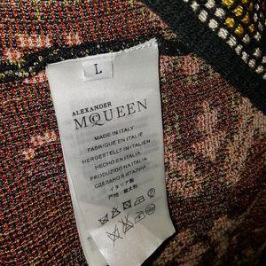 Alexander McQueen Dresses - GORGEOUS Alexander MCQueen knitted mini dress